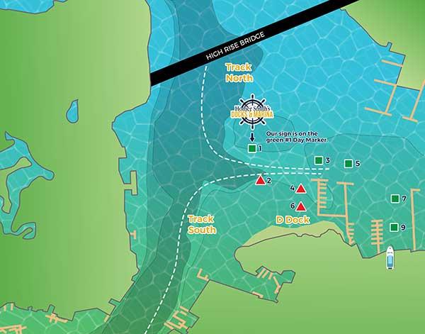 Vessel Map
