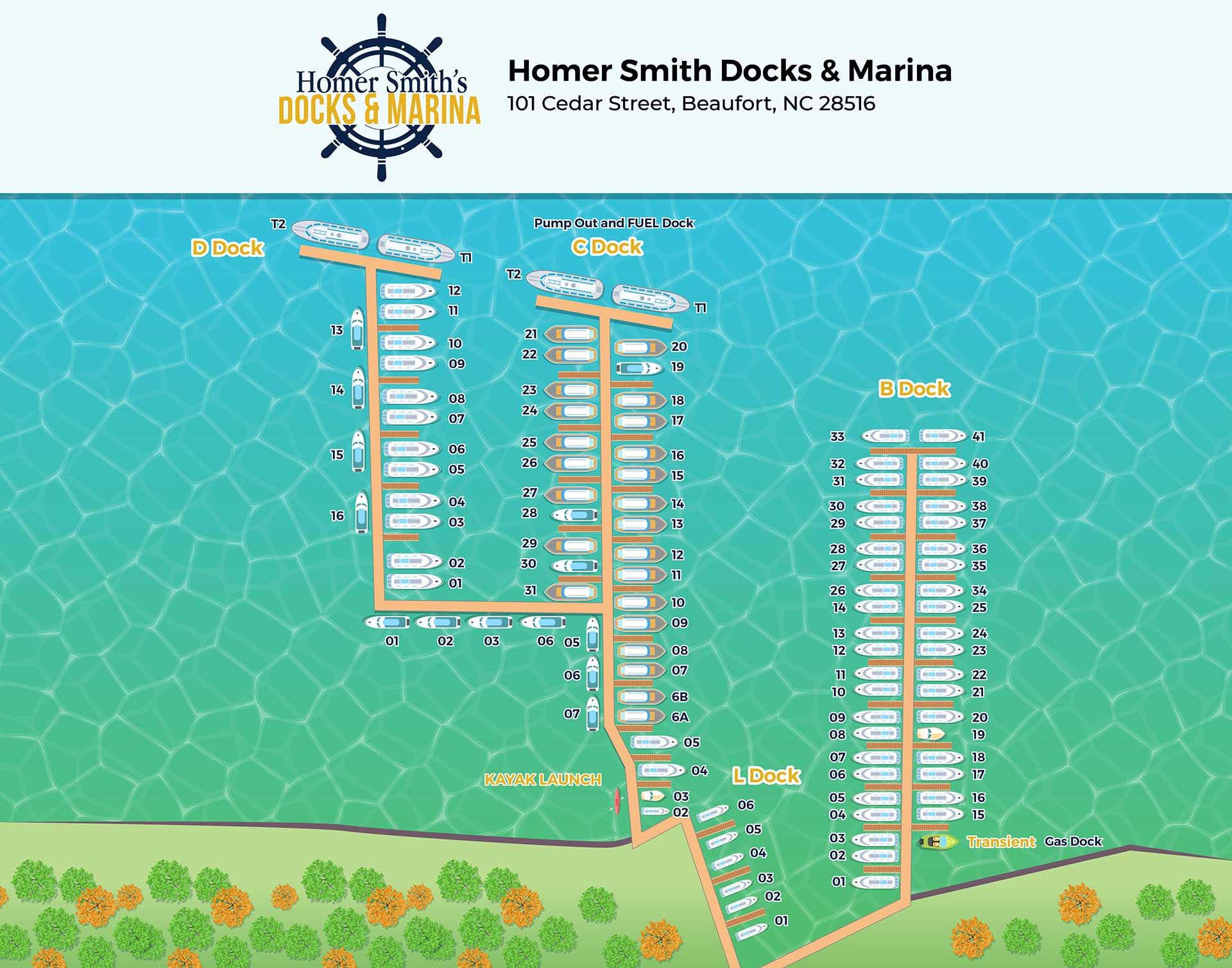 Homer Smith Docks